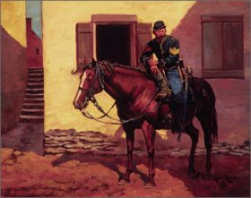 First Sergeant by Keith Rocco.
