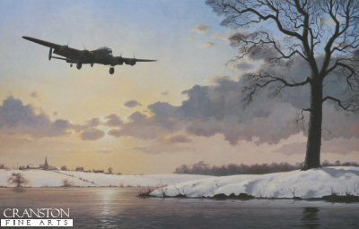 On Finals for Christmas by Keith Woodcock.