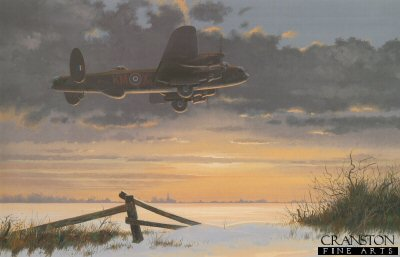 Winter Departure by Keith Woodcock. (PC)