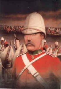Private Alfred Henry Hook VC by Stuart Liptrot.