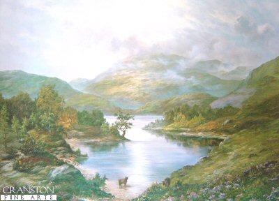 Loch Awe by Prudence Turner.