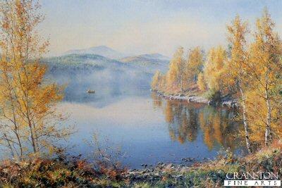 Morning Mist by Rex Preston. (Y)