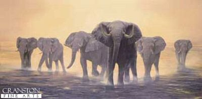 The Last Big Tusker by Jonathon Truss.