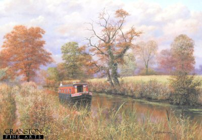 Calm and Serene by Bill Makinson.
