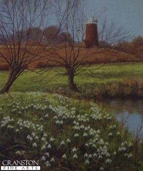 Springtime by Bill Makinson (Y)