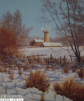 Winters Rest by Bill Makinson