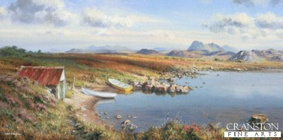 Loch Shores by Rex Preston. (Y)
