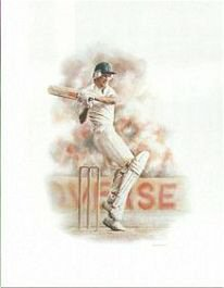 The Batsman by Mandy Shepherd.