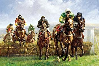 Istabraq by Graham Isom.