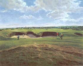 St Andrews (14th Hole) by Peter Munro