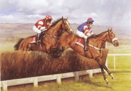Cheltenham by Graham Isom.