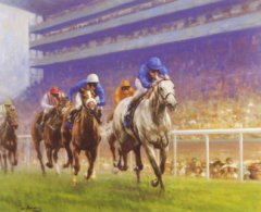 Ascot by Graham Isom.