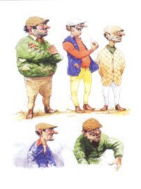 Lads by Peter Curling.