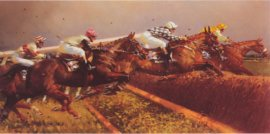 Two Mile Chasers by Peter Curling.