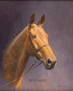 Best Mate by Barrie Linklater.