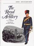 The Royal Artillery by W Y Carman & Michael Roffe.