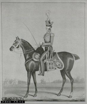 14th Light Dragoons 1833 by L Mansion