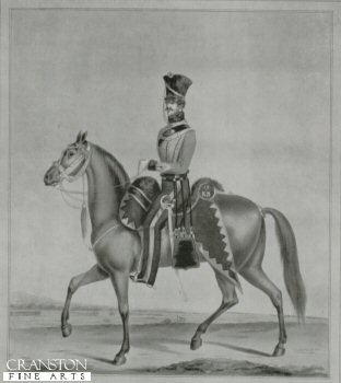 15th Kings Hussars 1833 by L Mansion