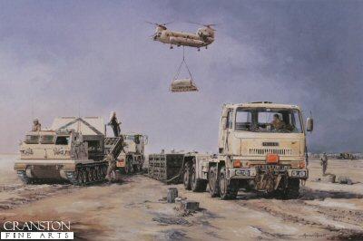 Desert Scorpions by Michael Rondot.