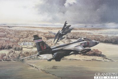 Jaguars Over Kilduff by Michael Rondot.