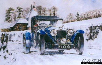 Cold Start by Bob Murray