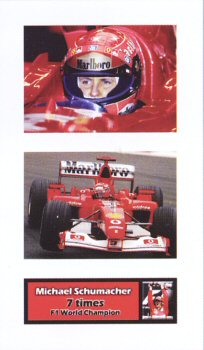 Michael Schumacher (Photograph)