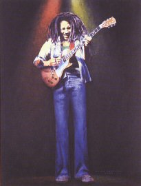 Reggae  Guitar by Wayne Brereton.