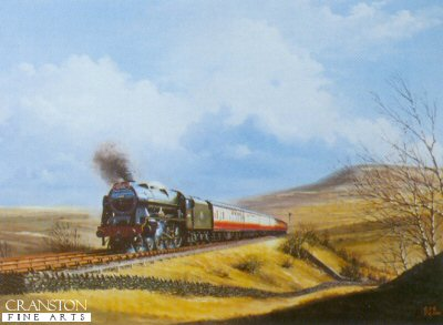 Settle-Carlisle Line by Barry Price.
