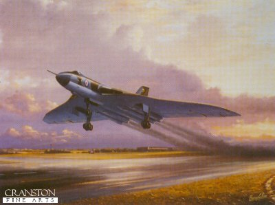 RAF Vulcan MKB2 by Barry Price.