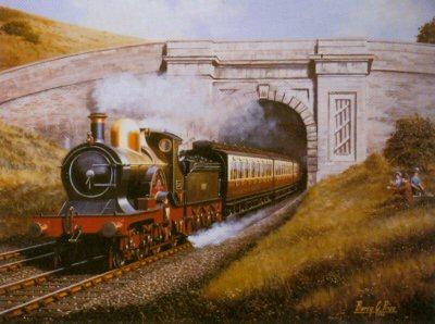 Lorna Dorne (GWR) by Barry Price.