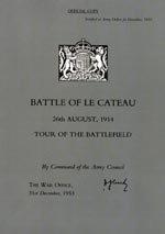 Battle of Le Cateau - Tour of the Battlefield.