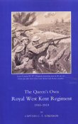 The Queen's Own Royal West Kent Regiment 1914 - 1919 by Captain C T Atkinson.