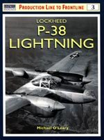 Lockheed P-38 Lightning by Michael OLeary.