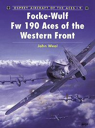 Focke-Wulf Fw190 Aces of the Western Front.