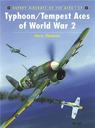 Typhoon and Tempest Aces of World War Two.