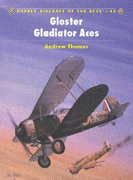 Gloster Gladiator Aces.