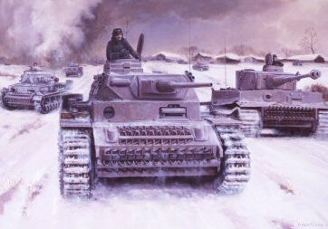 The Panzer Count by David Pentland. (PC)