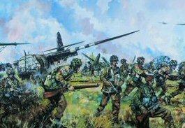 LZ S-17, Operation Market Garden, September 1944 by Jason Askew. (PC)