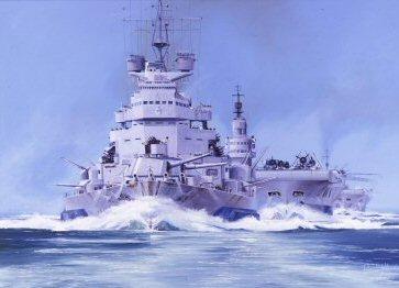 British Pacific Fleet by Randall Wilson. (PC)