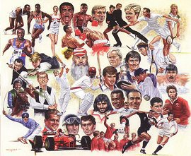 20th Century Sport by Peter Deighan