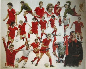 Kings of Europe by Peter Deighan.