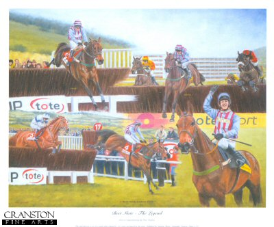 Best Mate - The Legend by Peter Deighan.
