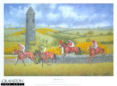 Punchestown by Peter Deighan.