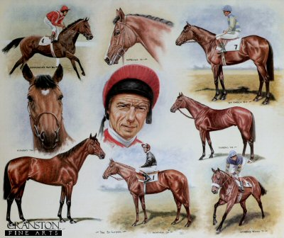 Lester Piggotts St Leger Winners.