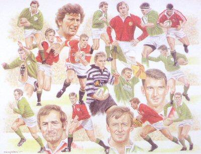 Blackrock Lions 1959 - 2001 by Peter Deighan.