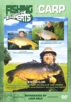 Fishing with the Experts - For Carp.