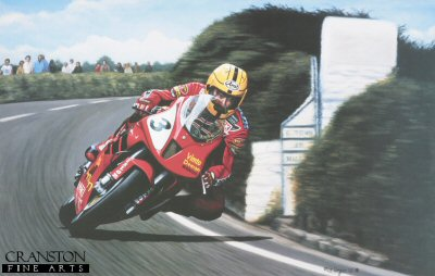 Joey Dunlop - Another Milestone by Rod Organ.