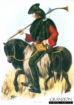 MacNeil (Clan Card) by R. R. McIan.