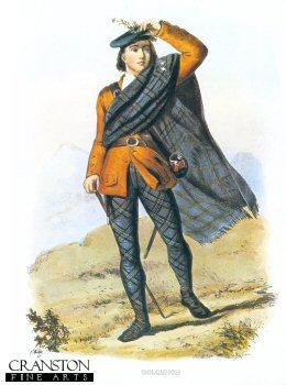 Colquhon (Clan Card) by R. R. McIan.