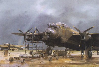Bombing Up Yorker by Robin Smith.